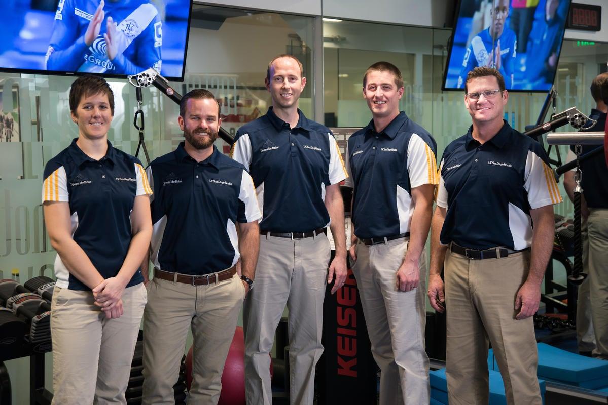 UC San Diego Health Sports Medicine Partners with San Diego